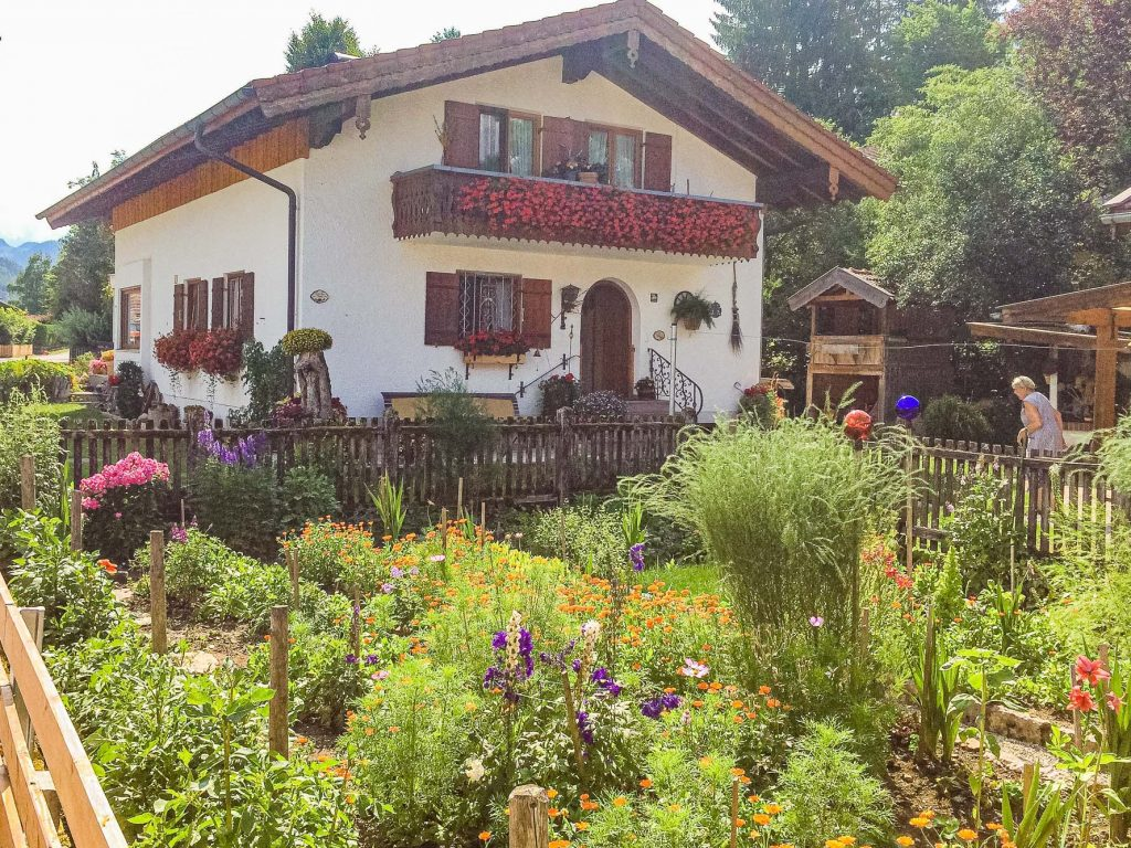 Blumenschmuckwettbewerb Wössen Blüht - Sieger Wohnhäuser